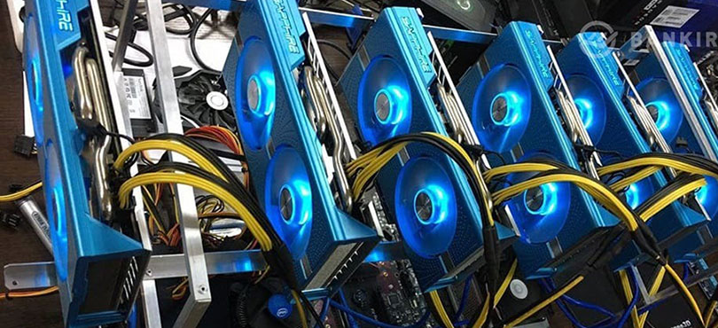 Hardware for bitcoin mining